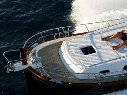Motorboot Menorquin 120 · 2008