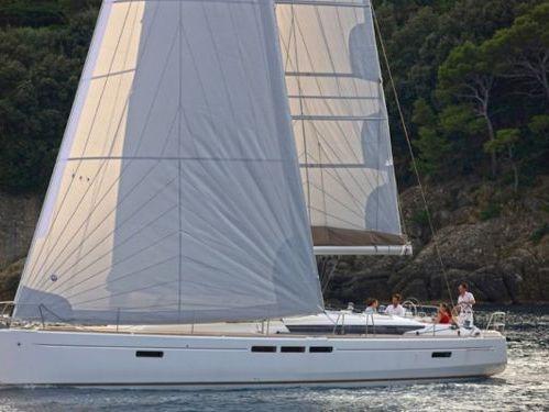 Barca a vela Jeanneau Sun Odyssey 519 (2016)