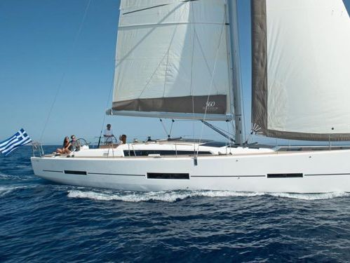 Sailboat Dufour 560 Grand Large · 2016
