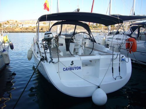 Segelboot Beneteau Oceanis 37 · 2011