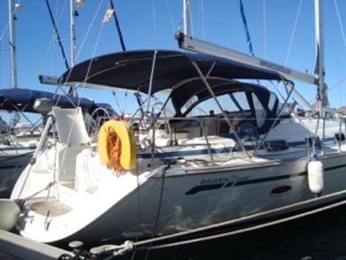 Zeilboot Bavaria Cruiser 50 · 2007