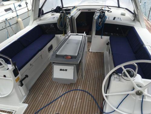 Barca a vela Beneteau Oceanis 48 · 2017