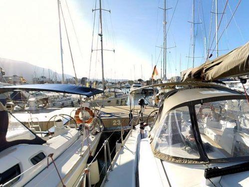 Segelboot Jeanneau Sun Odyssey 43.9 · 2015
