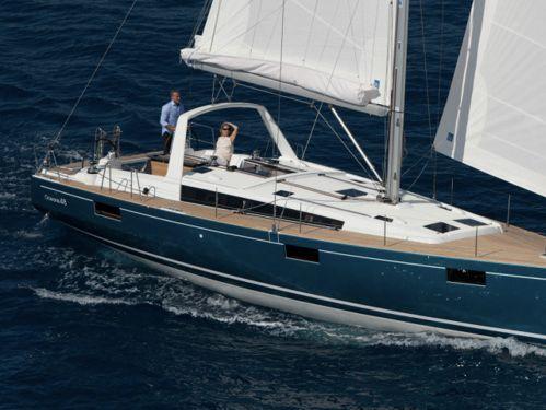 Segelboot Beneteau Oceanis 48 · 2014