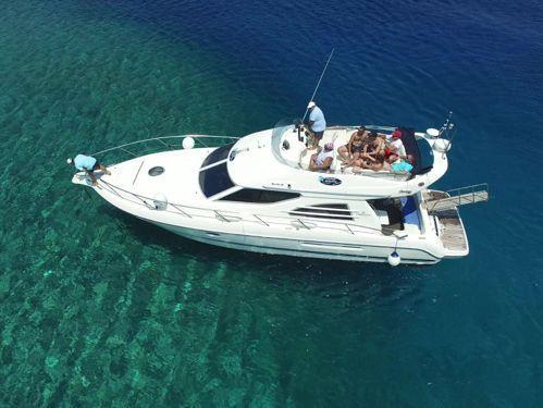 Motorboot Cranchi 40 · 2007