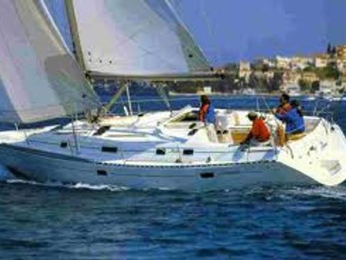 Barca a vela Beneteau Oceanis 381 · 2000