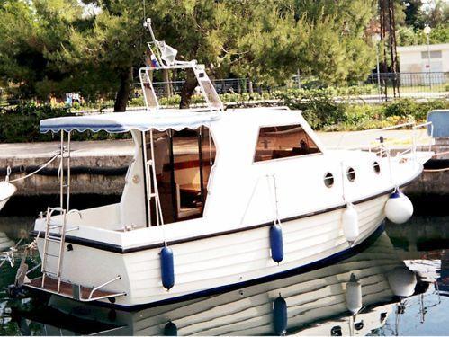 Imbarcazione a motore Adria 28 Luxus · 1991