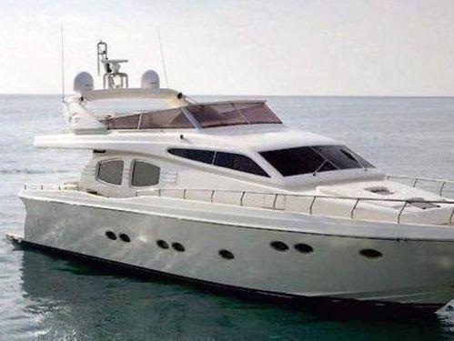 Motorboat Ferretti 58 · 2007