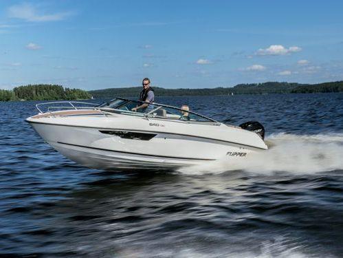 Speedboat Flipper 640 DC · 2014