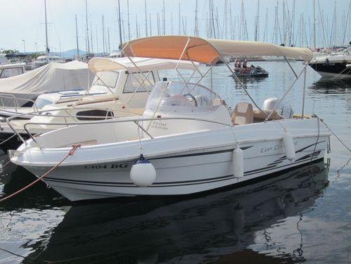 Sportboot Jeanneau Cap Camarat 5.5 CC · 2012