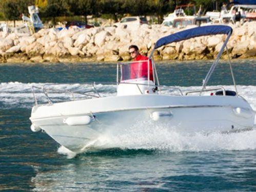 Motoscafo Blumax 550 (2012)