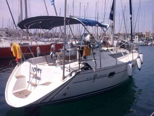 Barca a vela Jeanneau Sun Odyssey 33 · 1994