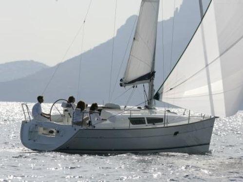 Sailboat Jeanneau Sun Odyssey 32 i · 2009