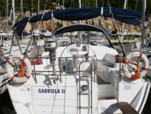 Sailboat Jeanneau Sun Odyssey 43 DS · 2002