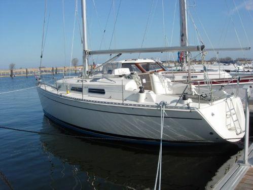 Sailboat Hanse 311 · 2002