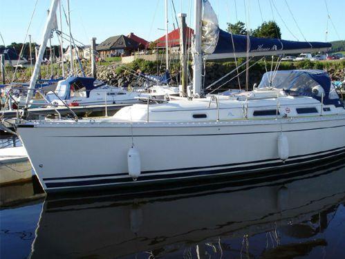 Zeilboot Hanse 341 (2003)