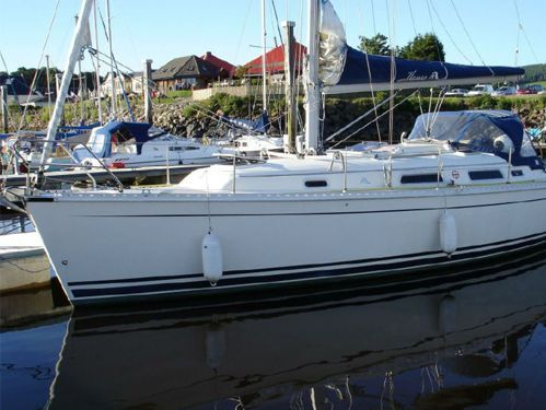 Zeilboot Hanse 341 · 2003