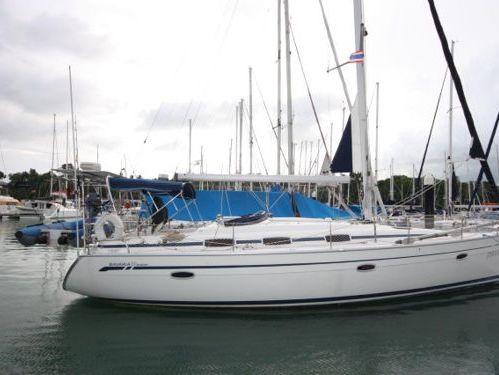 Segelboot Bavaria 39 (2006)