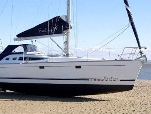 Barca a vela Feeling 39 · 2011