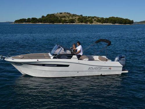Speedboat Atlantic Marine 730 Sun Cruiser · 2016
