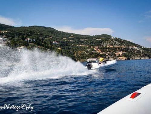 Speedboat Custom Build 21 · 2016