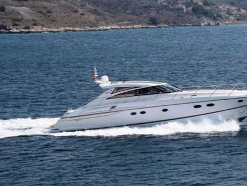 Motorboot Princess V58 · 2005