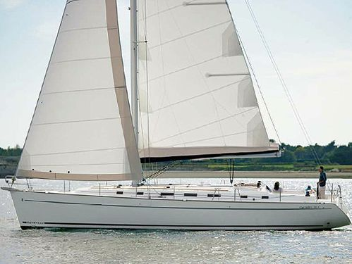 Zeilboot Beneteau Cyclades 43.4 · 2009