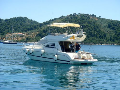 Imbarcazione a motore Cranchi Atlantique 40 (2002)