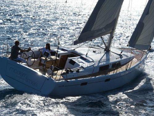 Sailboat Hanse 415 · 2017