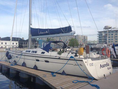 Barca a vela Hanse 531 · 2004