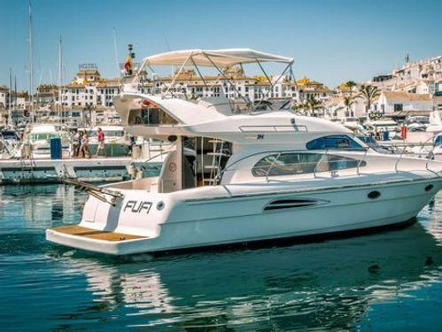 Motorboot Astondoa 40 · 2002