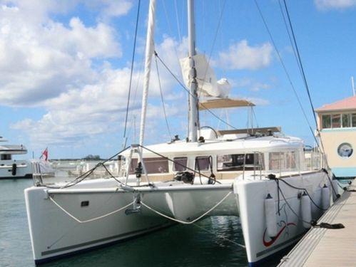 Catamarano Lagoon 450 · 2012