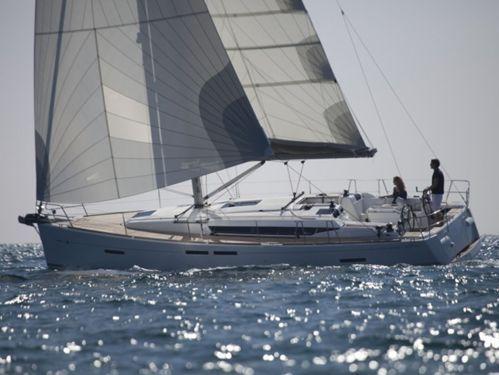 Segelboot Jeanneau Sun Odyssey 409 · 2014