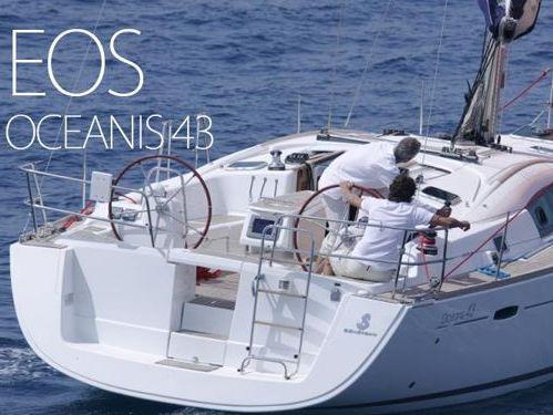Segelboot Beneteau Oceanis 43 (2009)
