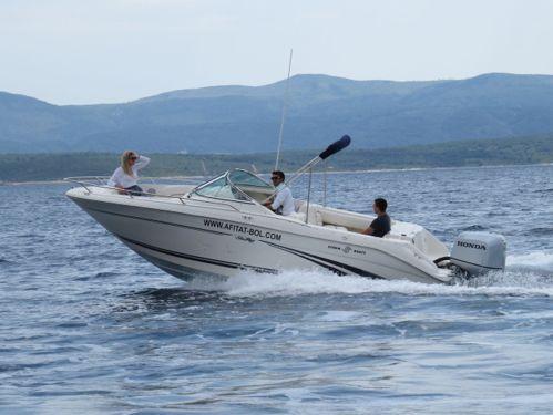 Sportboot Sea Ray 21 SPX (2007)