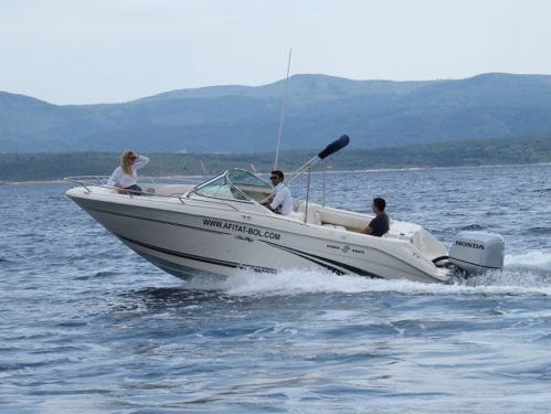 Motoscafo Sea Ray 21 SPX · 2007