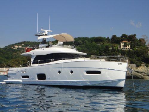 Motorboot Azimut 53 Magellano · 2015
