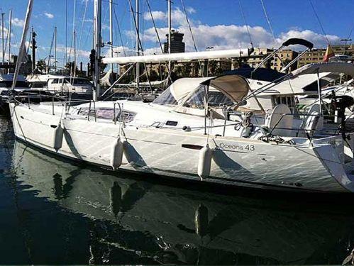Segelboot Beneteau Oceanis 43 (2010)