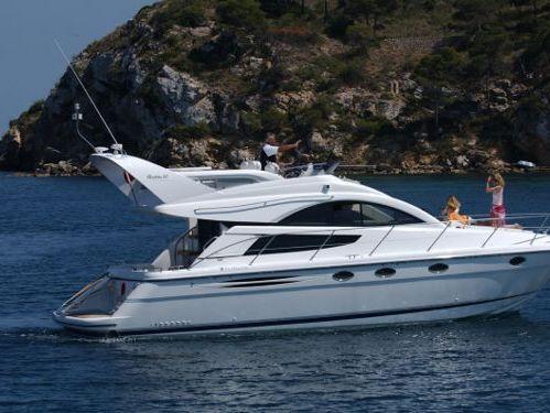 Motorboat Fairline Phantom 40 · 2010