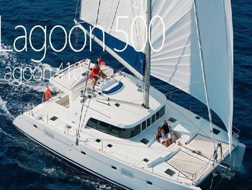 Catamarano Lagoon 500 (2007)