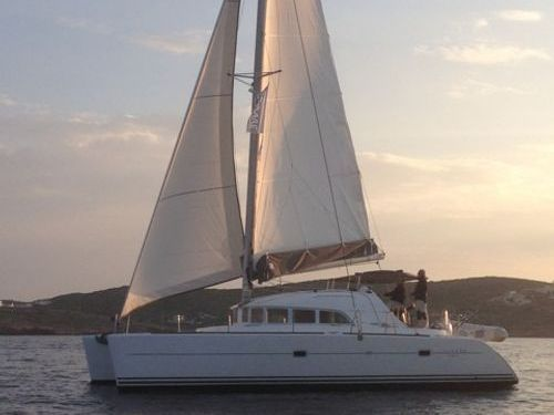 Catamarano Lagoon 380 · 2003