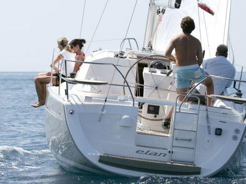 Sailboat Elan Impression 344 (2007)
