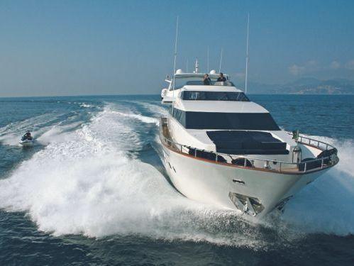 Motorboat Falcon 100 (2000)