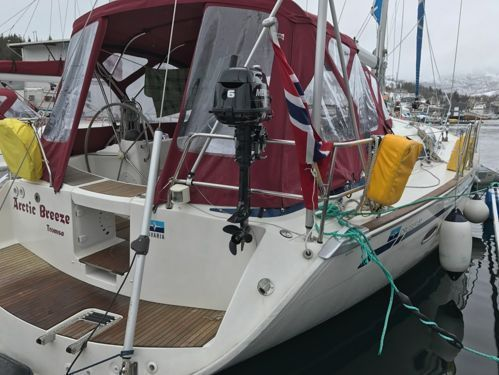 Segelboot Bavaria Cruiser 51 · 2010