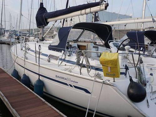 Sailboat Bavaria Cruiser 36 · 2006