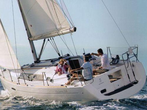 Segelboot Beneteau Oceanis 34 (2010)