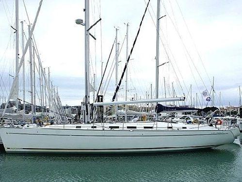 Sailboat Beneteau Cyclades  50.5 · 2009