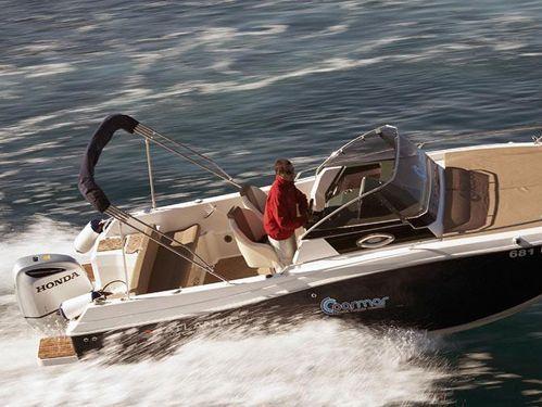 Motoscafo Atlantic Marine 730 Sun Cruiser · 2014