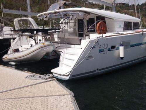 Catamaran Lagoon 400 S2 · 2017