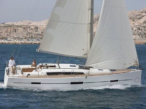 Barca a vela Dufour 412 · 2017